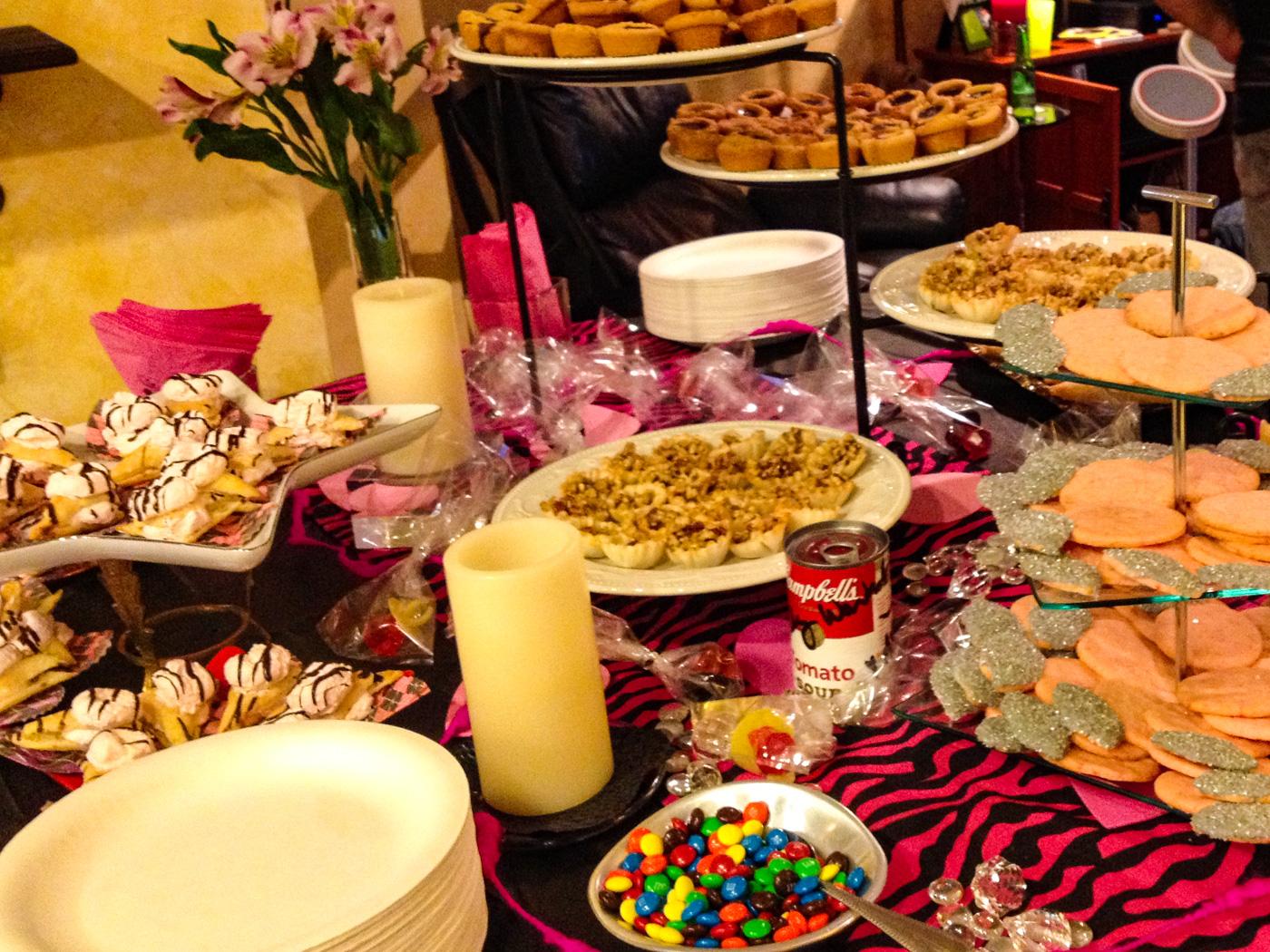 Sweet Buffets